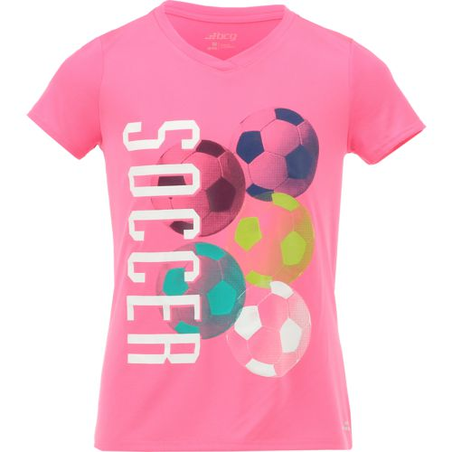 BCG Girls' Soccer Graphic T-shirt