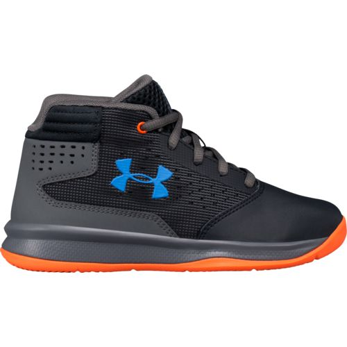 Under Armour Boys' BPS Jet 2017 Basketball Shoes