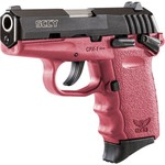 SCCY CPX-1 Carbon Crimson 9mm Luger Pistol - view number 2