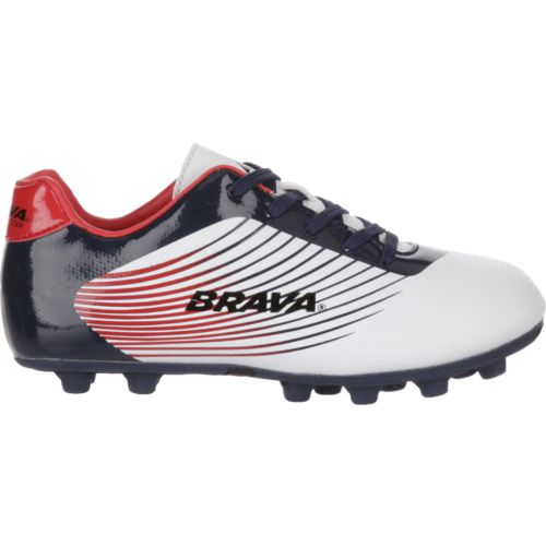 Display product reviews for Brava Soccer Boys' US Fighter Soccer Cleats