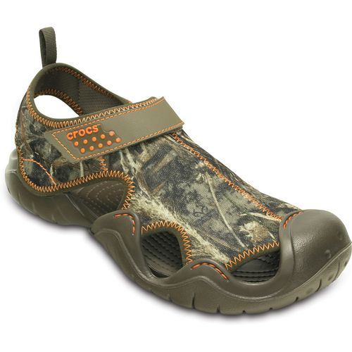 Crocs Men's Swiftwater Realtree Max-5 Sandals - view number 2