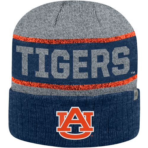 Top of the World Men's Auburn University Below Zero Cuff Knit Hat