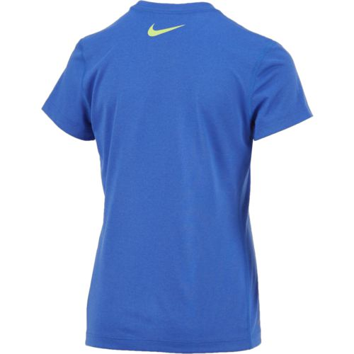 Nike Girls' Dry Legend Training T-shirt - view number 2