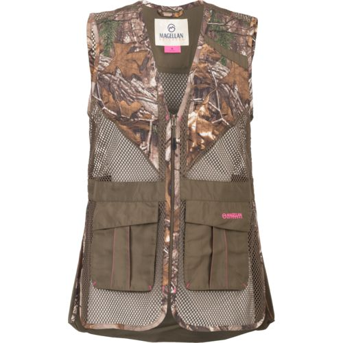 Magellan Outdoors Women's Piedmont Camo Game Vest - view number 3