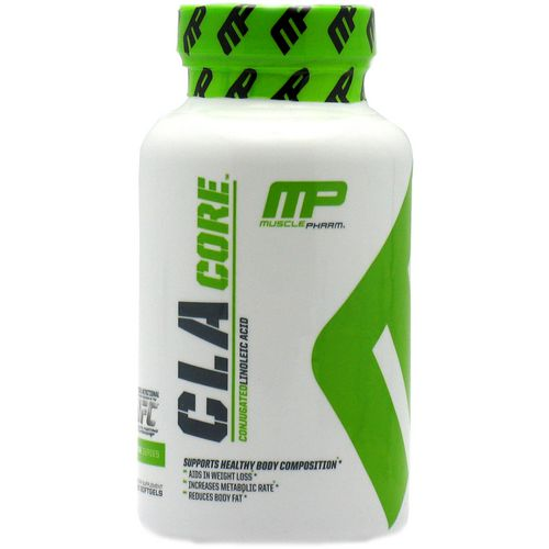 MusclePharm CLA Core Softgels