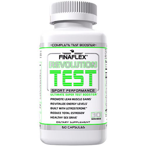FINAFLEX Revolution Test Sport Performance Capsules