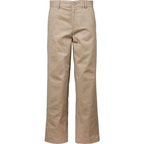 Austin Trading Co. Boys' School Uniform FF Twill Pants - view number 2