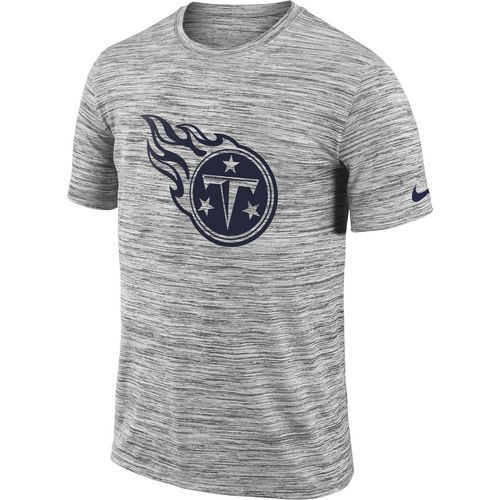 Nike Men's Tennessee Titans Legend Velocity Travel T-shirt