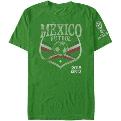 Fifth Sun Men's FIFA Russia 2018 Mexico Crestial T-shirt