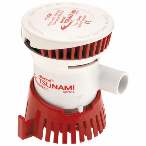 Attwood® Tsunami T500 Bilge Pump - view number 1