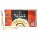 Federal Premium® Nosler® Partition® 7 mm 160-Grain Remington Magnum Rifle Ammunition