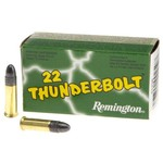 Remington Thunderbolt® .22 LR 40-Grain Rimfire Rifle Ammunition