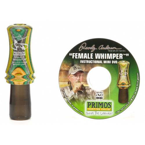 Display product reviews for Primos Female Whimper™ Predator Call