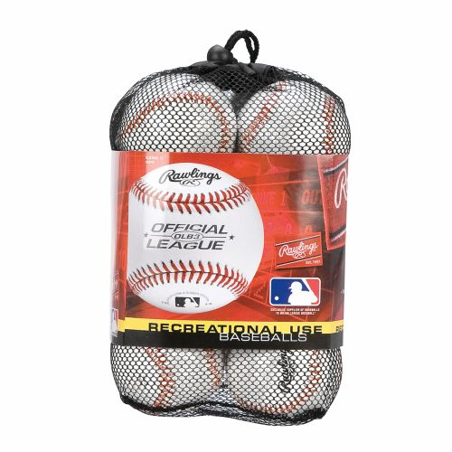 "Rawlings® 9"" Recreational Play Baseballs 12-Pack"