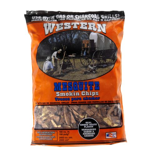 Western Mesquite Barbecue Smoking Chips - view number 1