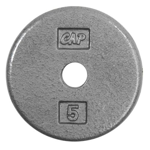 Display product reviews for CAP Barbell 5 lb. Standard Plate