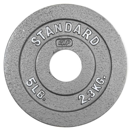 Display product reviews for CAP Barbell Slim-Line 5 lb. Olympic Plate