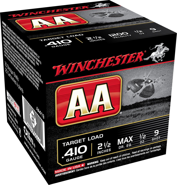 Winchester AA Target Load .410 Shotshells