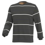 Austin Clothing Co.® Men's Flatback Striped Pullover Shirt