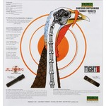 Primos Shotgun Patterning Turkey Targets 12-Pack