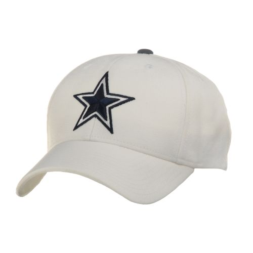 Dallas Cowboys Men's Basic Wool Cap - view number 1