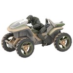 NKOK Halo Radio Control Warthog with 2 Figures