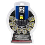 BSB ABEC 5 Skate Bearings 16-Pack