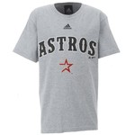 adidas Boys' Houston Astros Understatement T-shirt