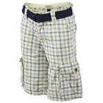 Magellan Outdoors™ Boys' Welsh Plaid Belted Cargo Short