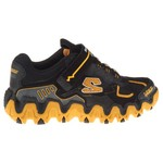 SKECHERS Boys' Wavy Bottom Athletic Lifestyle Shoes
