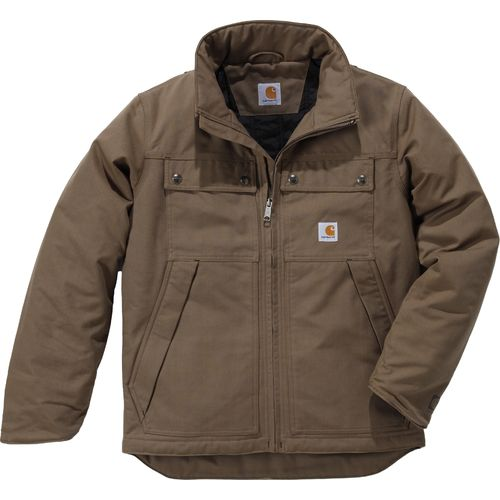 Carhartt Men s Quick Duck Woodward Traditional Jacket