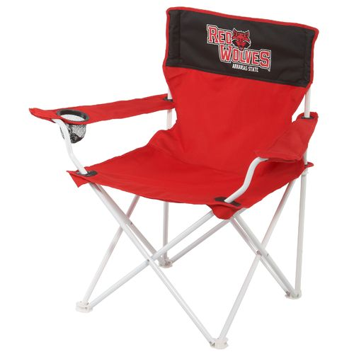 Logo Chair INC Arkansas Canvas Tailgate Chair