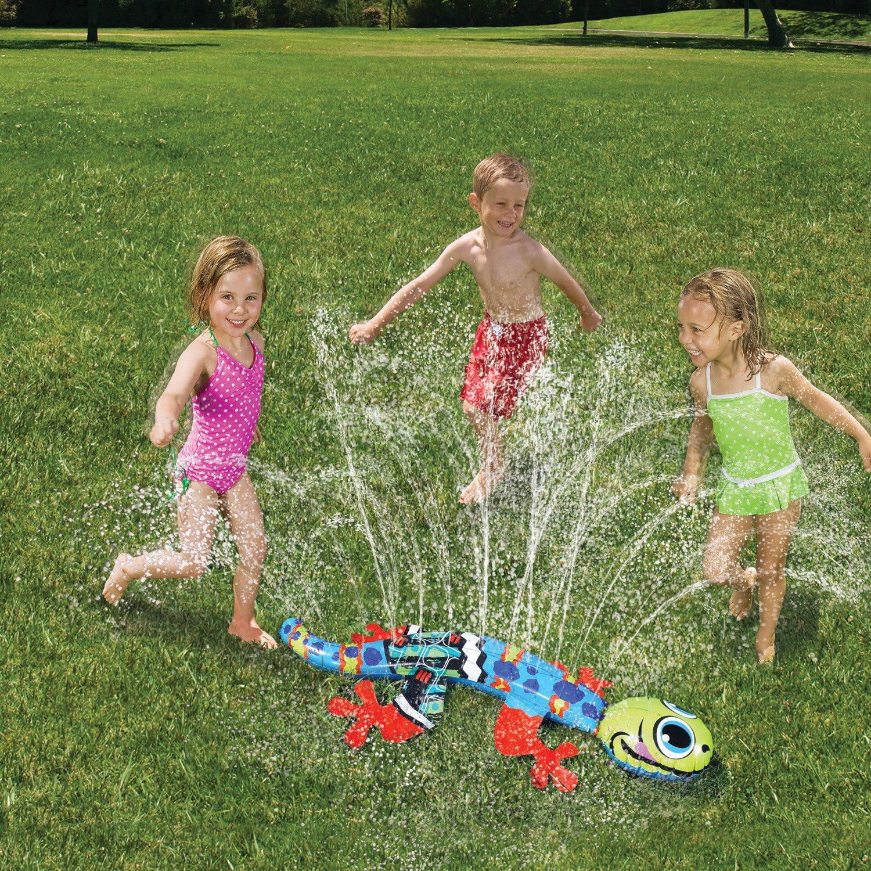 Banzai® Goofy Gecko Sprinkler
