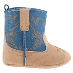 Rising Star Infants' Crib Cowboy Boots