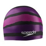 Speedo Adults' Flash Forward Silicone Swim Cap