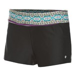 N by Next Women's On the Bar Banded Swim Short