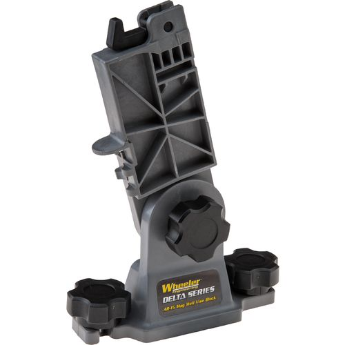 Wheeler® Engineering Delta Series AR-15 Mag Well Vise Block