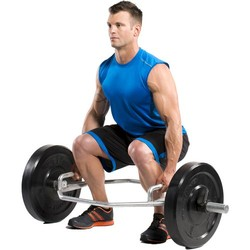Accessories to Help Perfect Your Squats - Hexbar squats