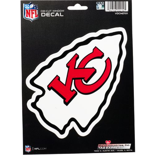 Tag Express NFL Medium Die-Cut Decal - view number 1