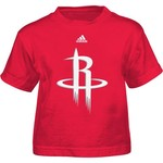 adidas™ Toddler Boys' Houston Rockets Primary Logo T-shirt