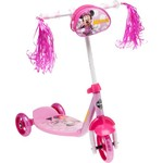 "Huffy Kids' Minnie Mouse Preschool 3-Wheel 6"" Scooter"