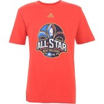 adidas Boys' All Star Logo Short Sleeve T-shirt