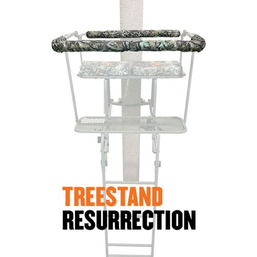 Cottonwood Outdoors Weathershield Treestand Resurrection 28 in Shooting Rail Pad
