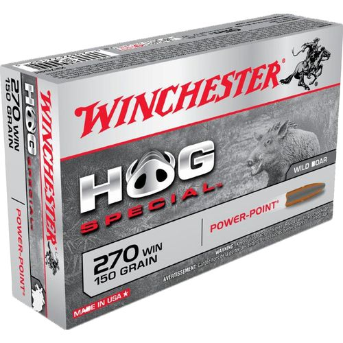 Winchester Power-Point Hog Special .270 Winchester 150-Grain
