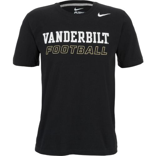 Nike™ Men's Valdosta State University Cotton Training Day T-shirt