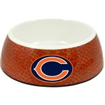 GameWear Chicago Bears Classic NFL Football Pet Bowl