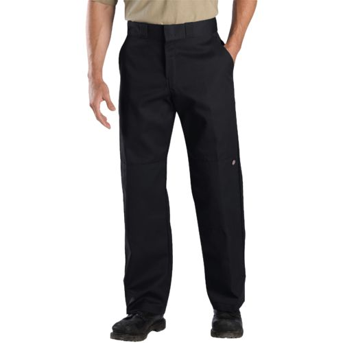 Dickies Men's Relaxed Fit Straight Leg Double Knee