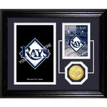 The Highland Mint Tampa Bay Rays Fan Memories Photo Mint