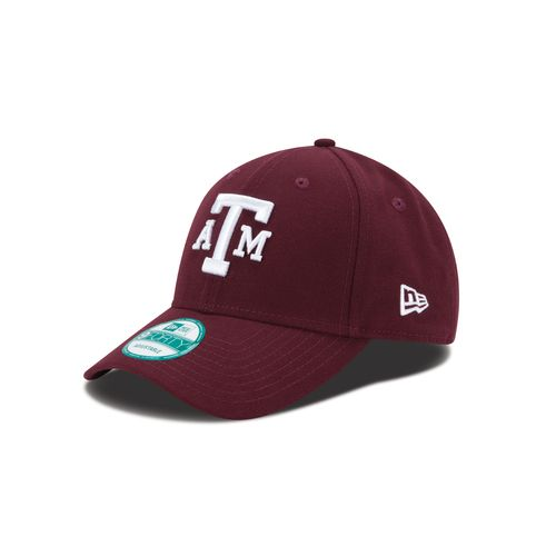 New Era Men's Texas A&M University 9FORTY The League Cap