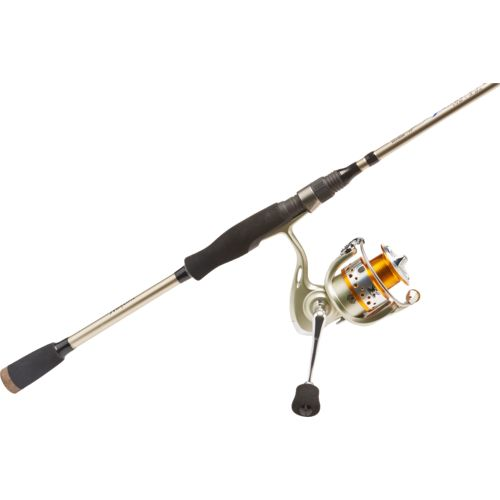 H2o xpress maxim 6 39 6 m spinning rod and reel combo academy for Academy fishing poles